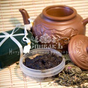 Бельди с зеленым чаем Спивак