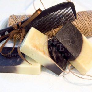Мыло-шампунь Дегтярное Спивак