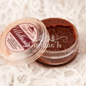 Скраб для губ Шоколад Спивак