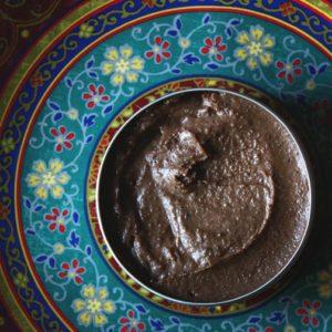 Аюрведическая паста-скраб   Ayurvedic Soap Laura Forest