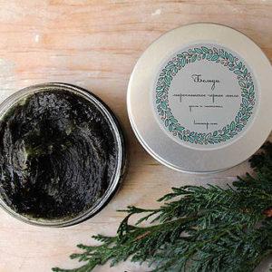 Бельди Уголь и чистотел Ayurvedic Soap Laura Forest