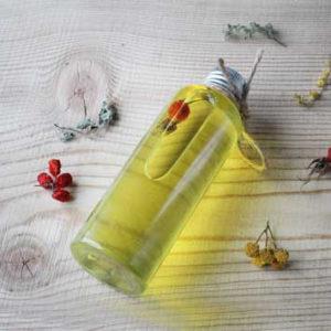 Масло для ног Мята и каштан Ayurvedic Soap Laura Forest