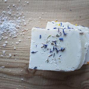 Мыло «Нежнее нежного с лавандой Ayurvedic Soap Laura Forest