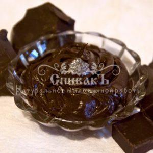 Шоколадное масло для кожи Спивак