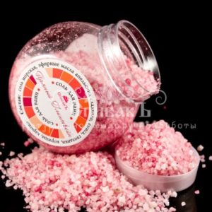 Соль для ванн Пряный Глинтвейн Спивак