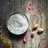 Сухая маска для проблемной кожи  «Дрожжи, глины, травы, водоросли» Ayurvedic Soap Laura Forest