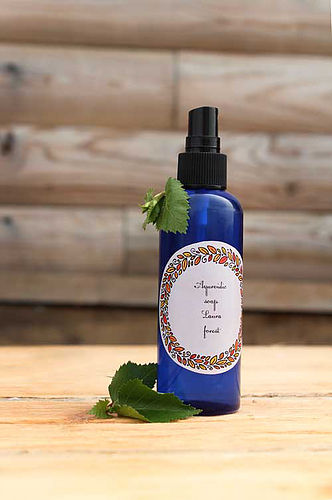 Гидролат Берёзовый лист  Ayurvedic Soap Laura Forest