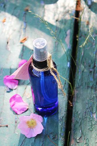 Гидролат Лепестки шиповника и розы Ayurvedic Soap Laura Forest