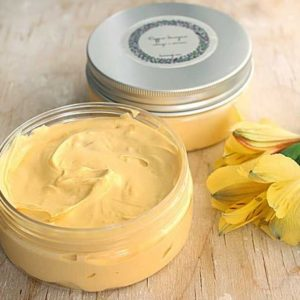 Цветочное суфле Лаванда и апельсин Ayurvedic Soap Laura Forest