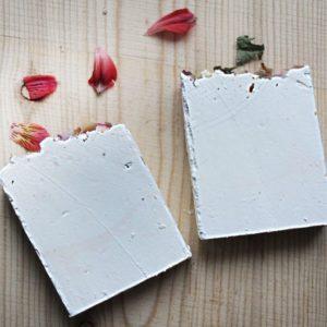 Взбитое мыло Ши и Роза Ayurvedic Soap Laura Forest