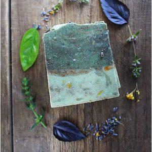 Мыло Душистые травы Ayurvedic Soap Laura Forest