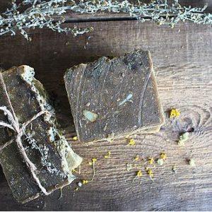 Мыло Полынь и ромашка Ayurvedic Soap Laura Forest