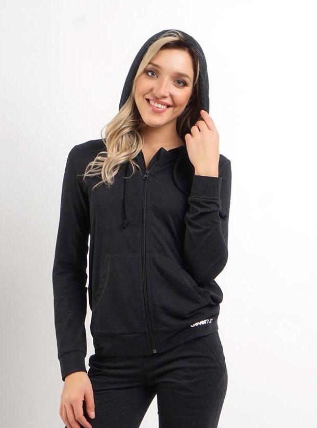 Толстовка женская Clever Wear LJ27-520