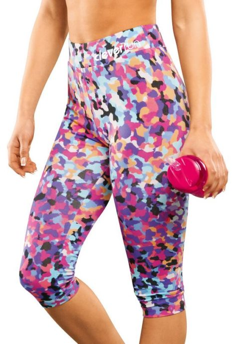 Леггинсы женские Clever Wear LL27-520/1