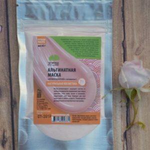 Альгинатная маска Антиоксидантная Живица
