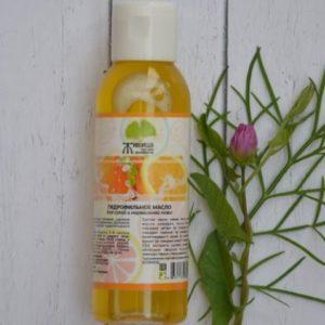 Гидрофильное масло для сухой и нормальной кожи Живица
