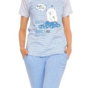 Комплект женский Мишка Clever Wear CLE LP17-615/1