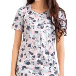 Платье домашнее женское Оригами Clever Wear CLE LDR28-624