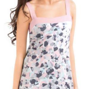 Сорочка женская Оригами Clever Wear CLE LS28-624