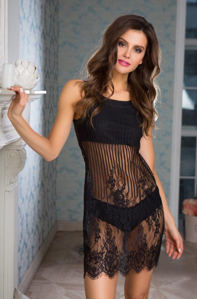 Сорочка женская Mia-Mia Lolita 17461