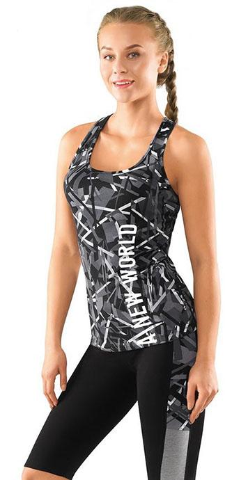 Шорты женские Фитнес Clever Wear CLE LSH28-520