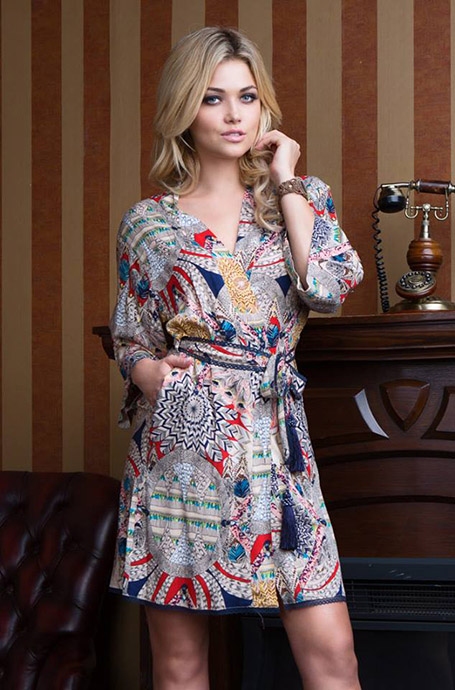 16133 Платье для дома Mia-Mia