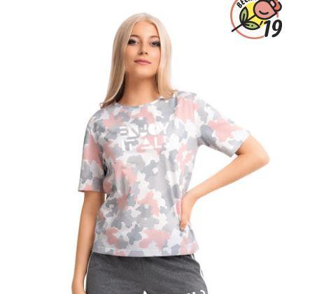 LF 29-100/2 Футболка женская Clever Wear