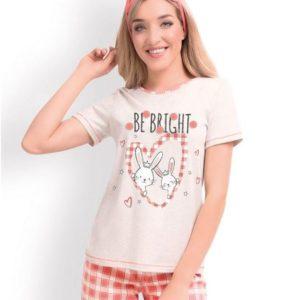 Комплект с шортами Bunny CLE LP19-781 Clever