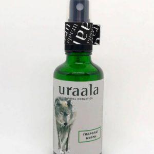 Гидролат Мирры URA'ALA