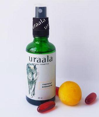 Гидролат Олибанум URA'ALA