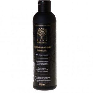 Шампунь для сухих волос Nano Organic