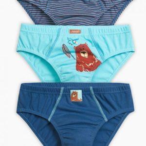 """Трусы для мальчиков """"Белье и пижамы""""BULB4140(3) Pelican"""