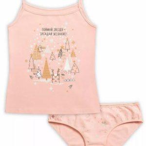 """Комплект для девочек """"Белье и пижамы"""" GUAVL4785 Pelican"""