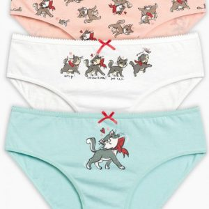 """Трусы для девочек """"Белье и пижамы""""GULB4107(3) Pelican"""