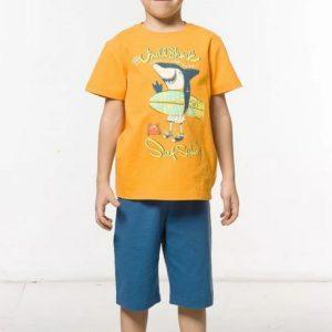 """Пижама для мальчиков """"Белье и пижамы""""NFATH3100 Pelican"""