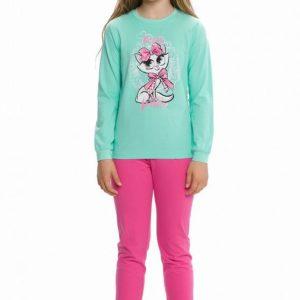 """Пижама для девочек """"Белье и пижамы""""WFAJP4143U Pelican"""