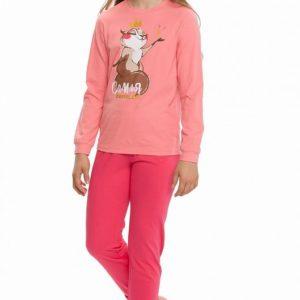 """Пижама для девочек """"Белье и пижамы""""WFAJP4145U Pelican"""