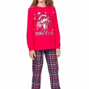 """Пижама для девочек """"Белье и пижамы"""" WFAJP4786U Pelican"""