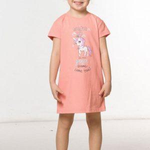 """Ночная сорочка для девочек """"Белье и пижамы"""" WFDT3105 Pelican"""