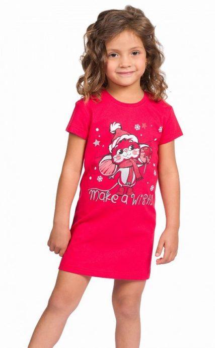 """Ночная сорочка для девочек """"Белье и пижамы"""" WFDT3786U Pelican"""