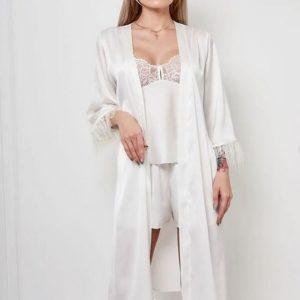 Комплект пижама и шорты B'Qween Q301
