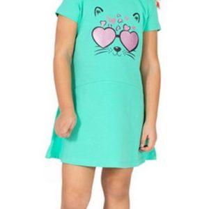 Платье детское Л2455 горный луг