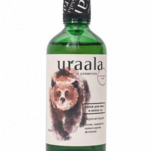 Гидратирующий спрей 3 в 1 от раннего старения кожи URA'ALA